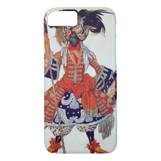 Coque iPhone 8/7 Conception de costume pour la garde de la Reine,