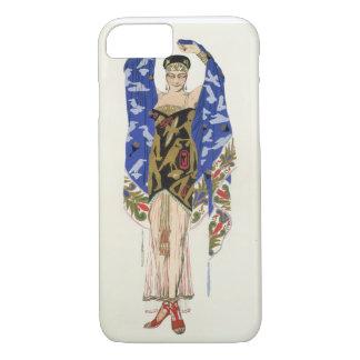 Coque iPhone 8/7 Conception de costume pour une fille de danse