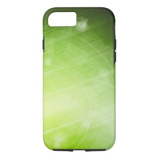 Coque iPhone 8/7 Conception de feu vert dans le style de pointe