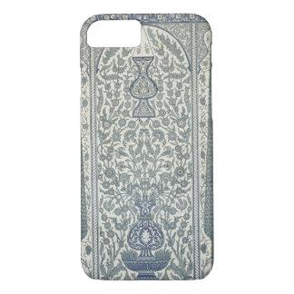 Coque iPhone 8/7 Conception de mosquée d'Ibrahym Agha, 'd'art arabe