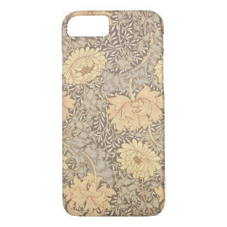 "Coque iPhone 8/7 Conception de papier peint de ""chrysanthème"", 1876"