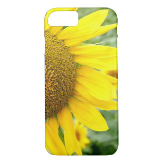 Coque iPhone 8/7 Conception florale de tournesol