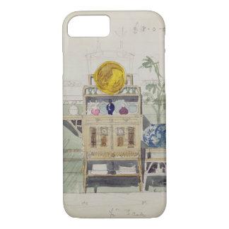 Coque iPhone 8/7 Conception pour un buffet, c.1860s-70s (la semaine