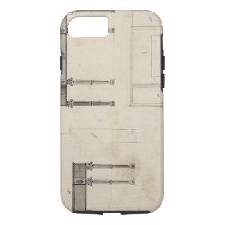 Coque iPhone 8/7 Conception pour un Tableau d'écriture (à l'encre