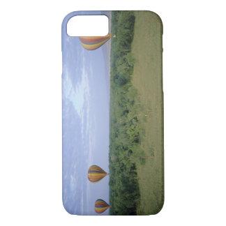 Coque iPhone 8/7 Conserve nationale de l'Afrique, Kenya, Mara de