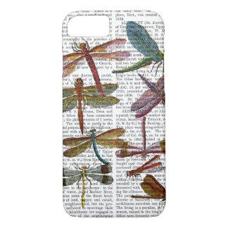 Coque iPhone 8/7 Copie 4 de libellule