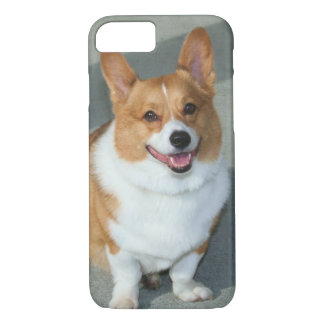 Coque iPhone 8/7 Corgi de Gallois