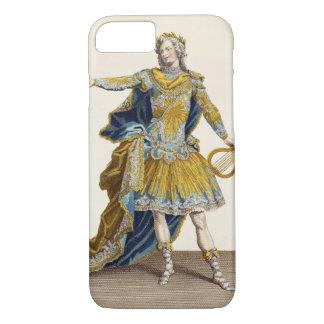 "Coque iPhone 8/7 Costume pour Apollo dans l'opéra ""Phaethon"","