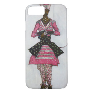 Coque iPhone 8/7 Costumez la conception pour le jeune marié indien,