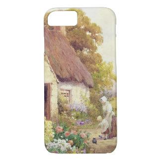 Coque iPhone 8/7 Cottage de pays