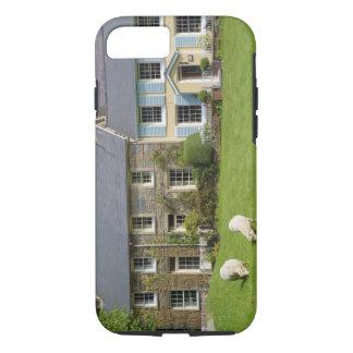 Coque iPhone 8/7 Cottages, Beddgelert, Gwynedd, Pays de Galles