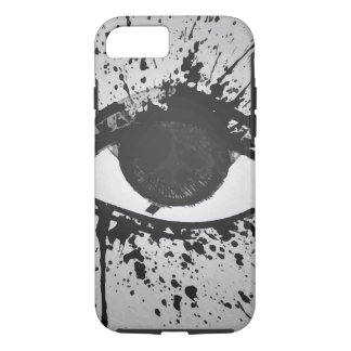 Coque iPhone 8/7 Couche Pour iPhone 8/7 - « Inkeaceye ""