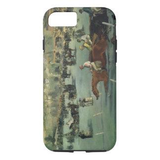 Coque iPhone 8/7 Course de chevaux de Manet |, 1872