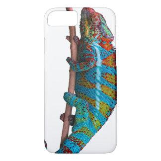 Coque iPhone 8/7 Couverture de caméléon, cas 8 lumineux de l'iphone