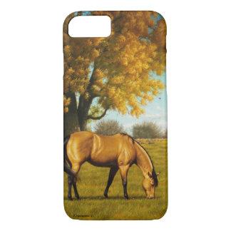 Coque iPhone 8/7 Couverture de l'iPhone 7 de cheval
