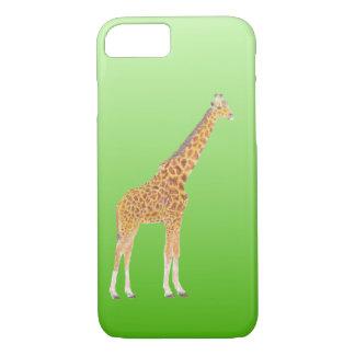 Coque iPhone 8/7 Couverture de téléphone de girafe