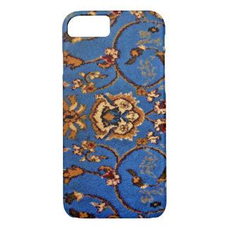 Coque iPhone 8/7 Couverture orientale bleue