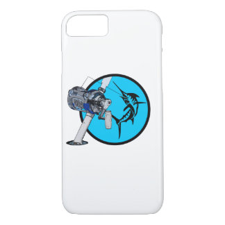 Coque iPhone 8/7 Couverture pour iPhone/iPad Pêche sportive