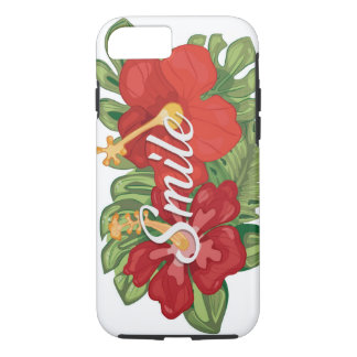Coque iPhone 8/7 Couverture Smile