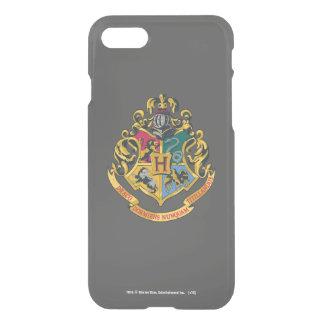 Coque iPhone 8/7 Crête de Harry Potter | Hogwarts - polychrome