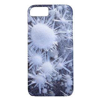 Coque iPhone 8/7 Cristaux de glace en sierra