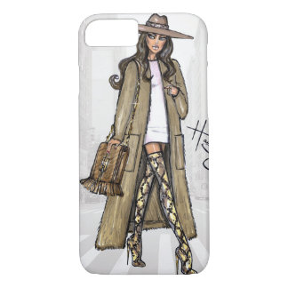 Coque iPhone 8/7 Croquis de mode