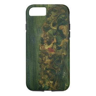 Coque iPhone 8/7 Croquis pour le naufrage de Don Juan, 1839 (voir