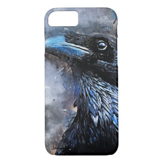 Coque iPhone 8/7 #crow de corneille