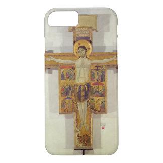 Coque iPhone 8/7 Crucifixion, école toscane, deuxième moitié de