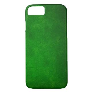 Coque iPhone 8/7 Cuir de roche vert