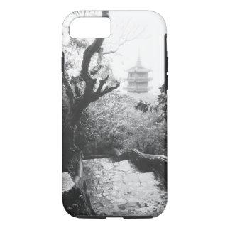 Coque iPhone 8/7 Danang Vietnam, montagne de marbre de vue de