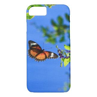 Coque iPhone 8/7 Dans le cas de papillon de vol
