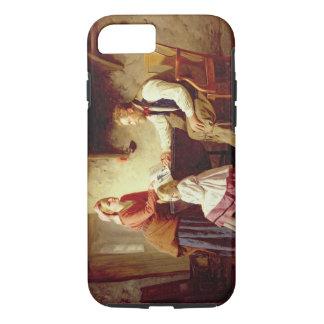 Coque iPhone 8/7 Dans le déshonneur, 1875 (huile sur la toile)