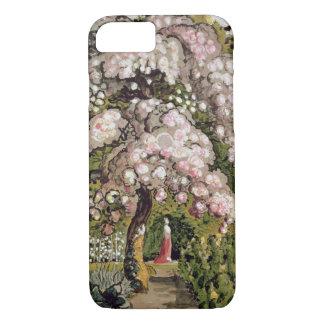 Coque iPhone 8/7 Dans un jardin de Shoreham (la semaine)