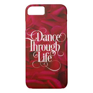 Coque iPhone 8/7 Danse par la vie