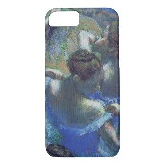 Coque iPhone 8/7 Danseurs de bleu d'Edgar Degas |, c.1899