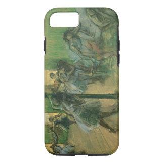 Coque iPhone 8/7 Danseurs d'Edgar Degas | préparant