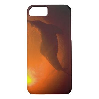 Coque iPhone 8/7 Dauphins du fleuve Amazone ou Botos (Inia