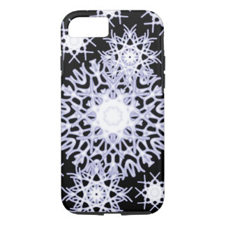 Coque iPhone 8/7 ~ de minuit de tempête de neige