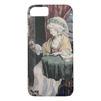 Coque iPhone 8/7 Décembre, c.1790 (la semaine sur le papier)