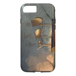 Coque iPhone 8/7 Découpage du Hermione du port du PO