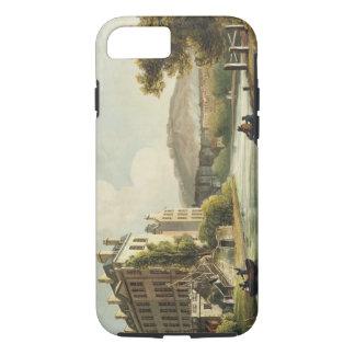 Coque iPhone 8/7 Défilé du sud, de 'Bath illustré par une série o