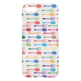 Coque iPhone 8/7 Diner la texture