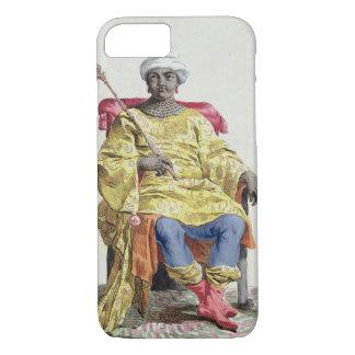 Coque iPhone 8/7 Don Alvares, roi du Congo, du 'DES de Receuil