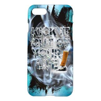 Coque iPhone 8/7 Donnez- un coup de piedle hors de votre vie !
