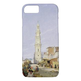 Coque iPhone 8/7 DOS Clerigos, Porto, Portugal, 1837 de Torre
