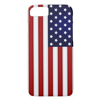 Coque iPhone 8/7 Drapeau américain