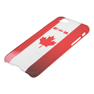 Coque iPhone 8/7 Drapeau canadien