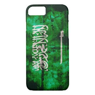 Coque iPhone 8/7 Drapeau saoudien frais