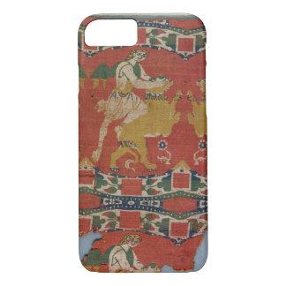 Coque iPhone 8/7 Dressage de l'animal sauvage, frag bizantin de